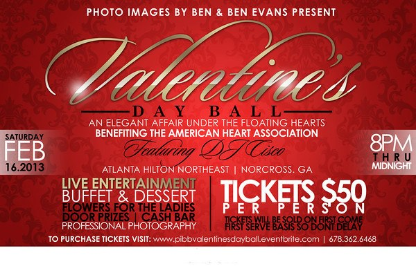 Evans Days 2013 Valentine's Day Ball 2013""